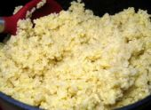 How to cook millet gruel taste better?